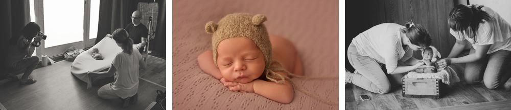 Uno a uno, mentoring de fotografía newborn personalizado por melero rodriguez photography
