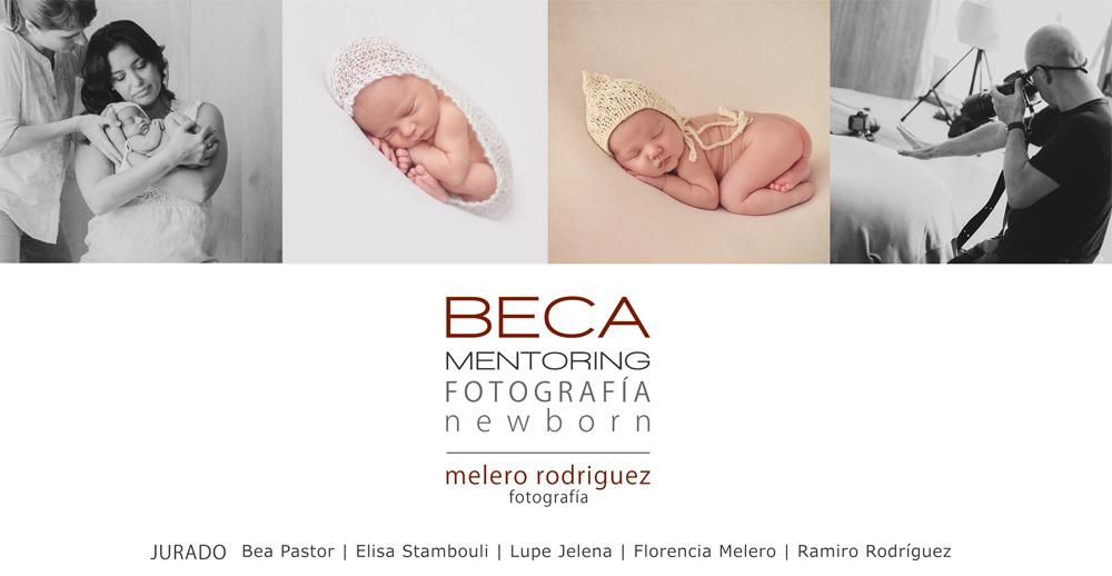 becas, mentoring fotografia newborn melero rodriguez photography